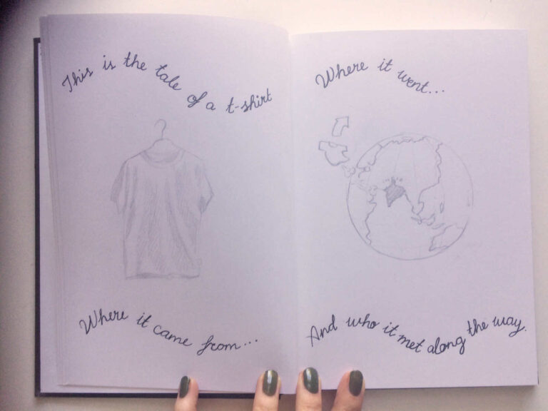 The Tale of a T-shirt