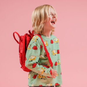 Thunberg Kids Long Tee – Caravan