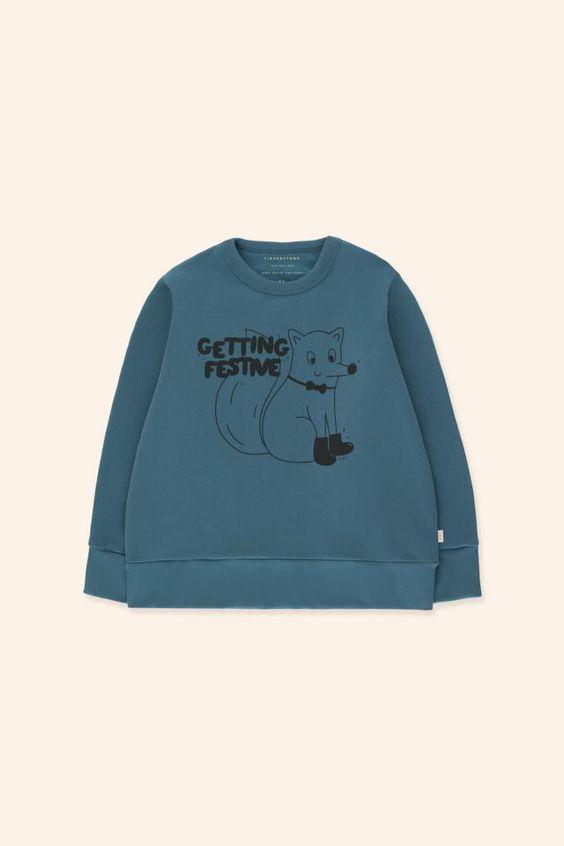 Tiny Cottons Getting Festive Sweatshirt
