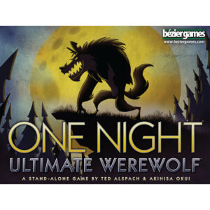 One night ultimate werewolf card game