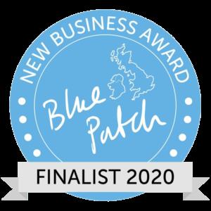 blue patch new business award finalist 2020