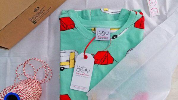 Boywonder packaging