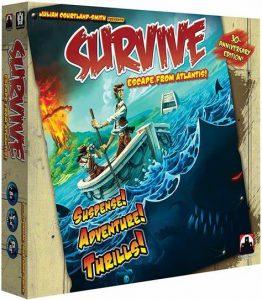 Survive board game