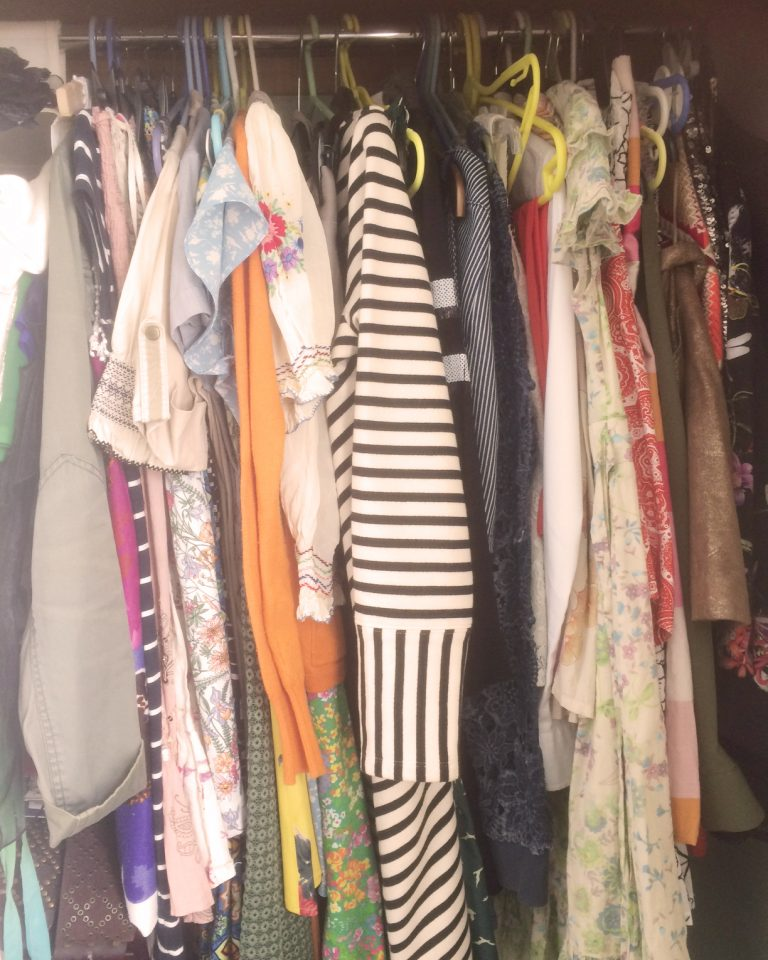How To Do A Wardrobe Audit