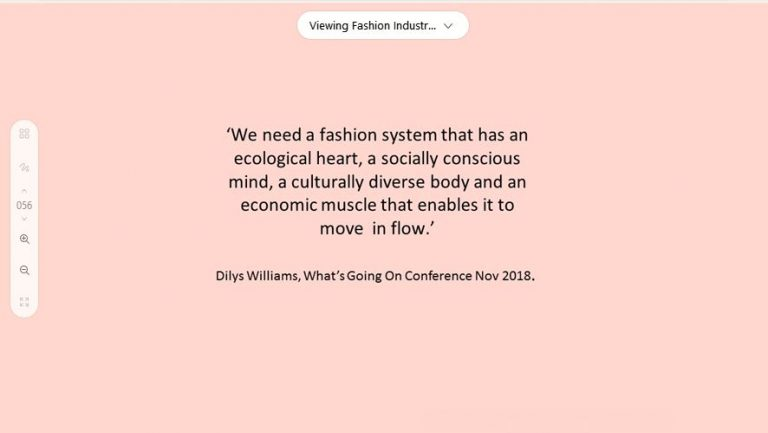 What Is Being Done To Fix Fashion?