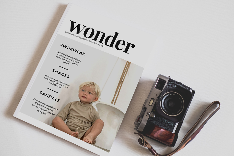 sustainable boys style guide