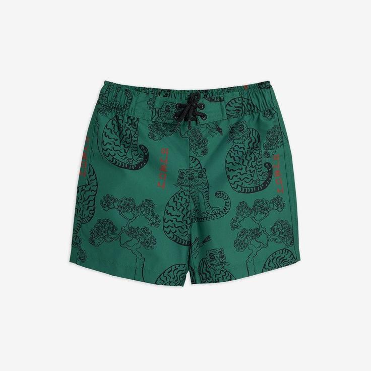 Mini rodini tiger shorts 1