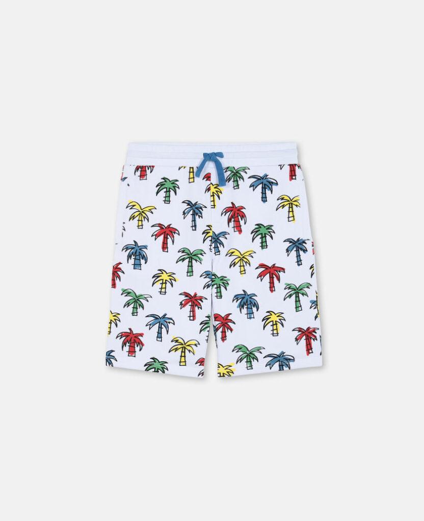 Stella mcacrtney palm shorts