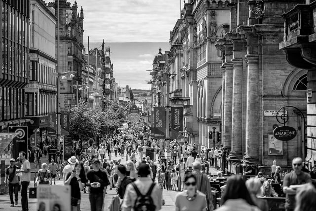 The Demise of the British High Street?
