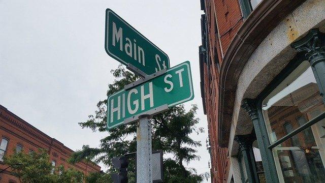 The Rebirth of the British High Street?